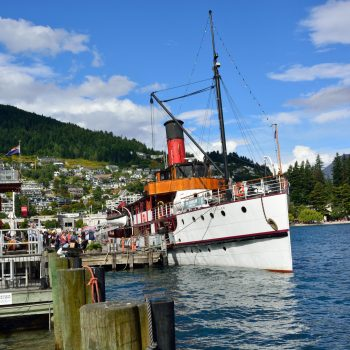 TSS Earnshaw Queenstown