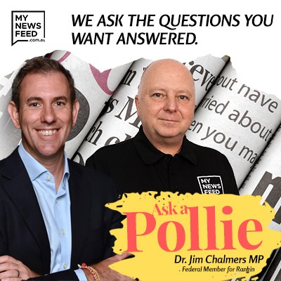 Ask a Pollie - Jim Chalmers square