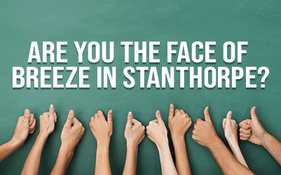 Are you the face of the Breeze in Stanthorpe?