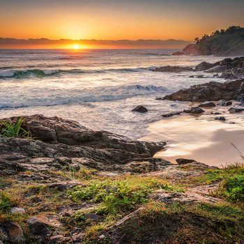 """Cabarita Sunrise"""