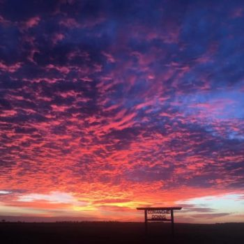 Sunrise - Comanche Downs