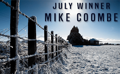July Photographic Competition Winner