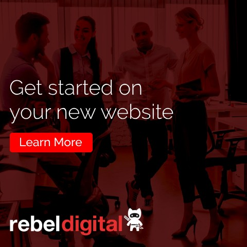 Rebel Digital - Sidebanner